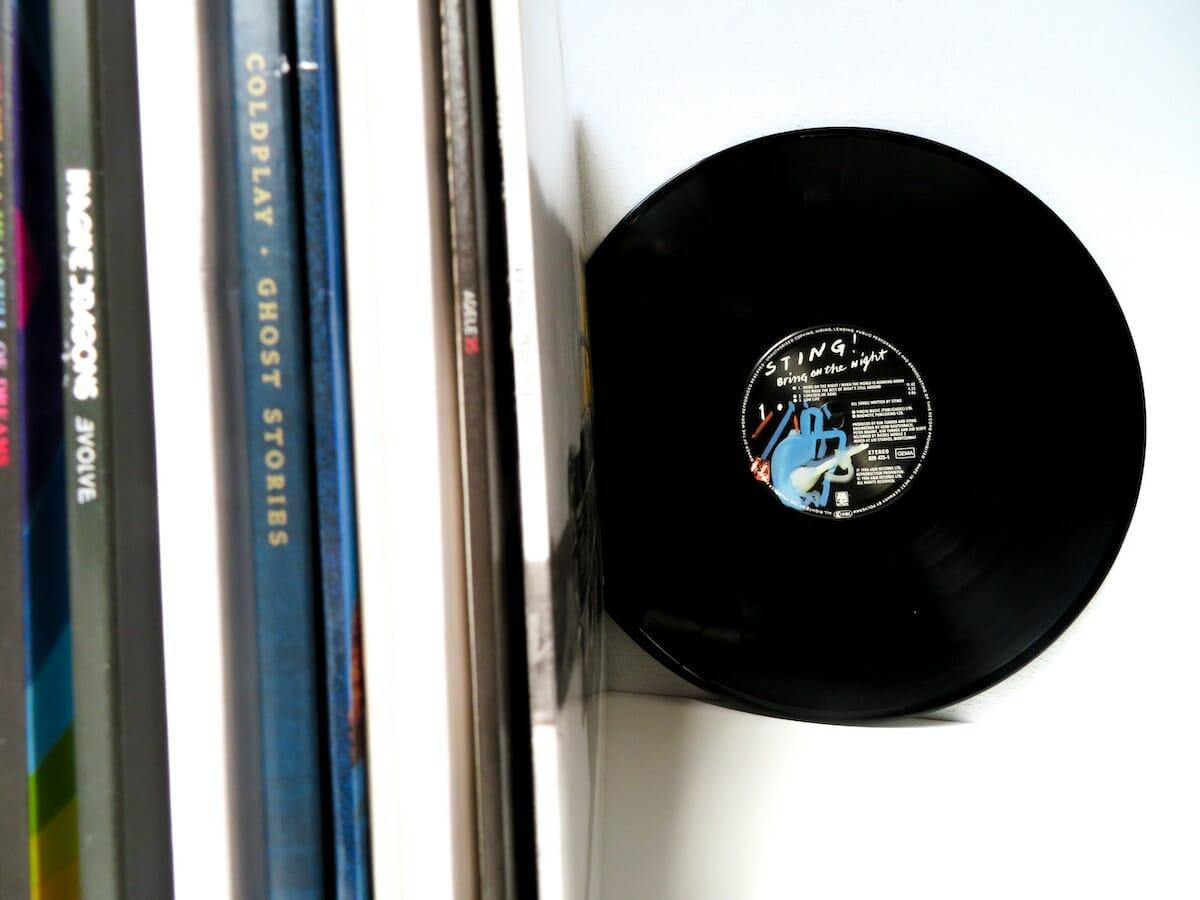 LP skiva