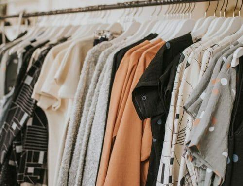 Utsläpp från modeindustrin är större än från flyg och sjöfarten tillsammans